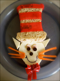 Cat in the Hat Lunch
