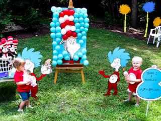 Pop a Balloon Dr. Seuss Game