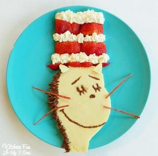 Dr. Seuss Cat in the Hat Pancake Breakfast