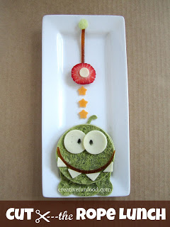 Cut the Rope Lunch
