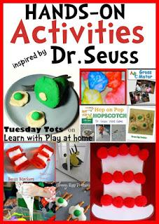 Dr. Seuss Hands on Activities