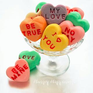 Conversation Valentine Fudge