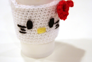 Hello Kitty Cozy Pattern