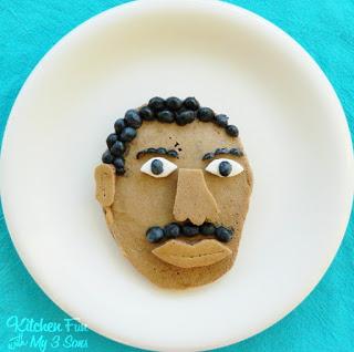 Martin Luther King Pancakes