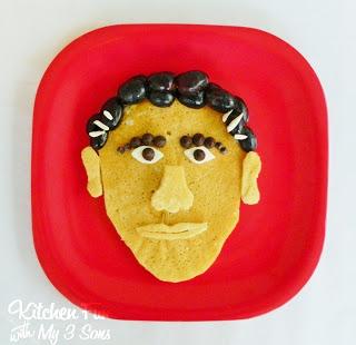 Mitt Romney Pancakes