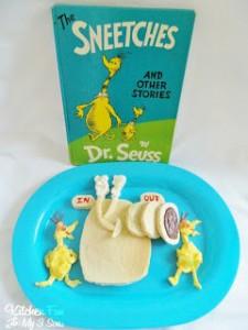 Dr. Seuss Star Belly Sneetch Breakfast