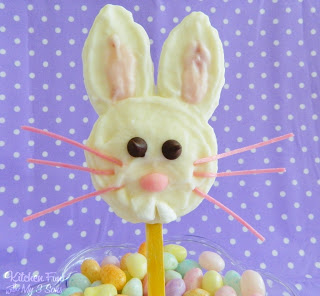 "Cho""bunny"" Greek Yogurt Pops"