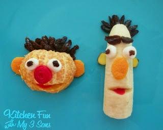 Ernie & Bert Fruit Snack