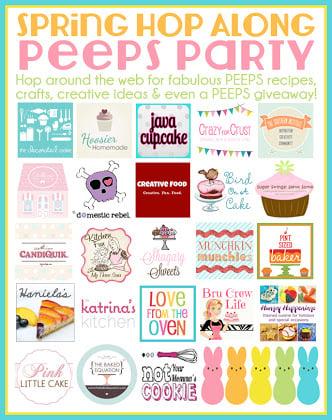 Spring Hop Along Peeps Party