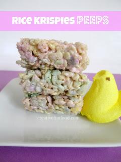 Rice Krispie Peeps