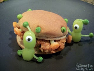 Sloppy Joe UFO's