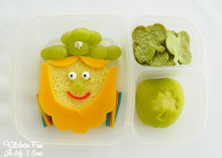 Lucky Leprechaun Bento Lunch