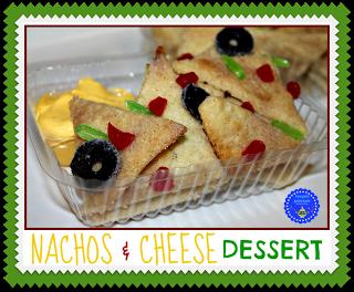 Nacho Cheese & Chips Dessert