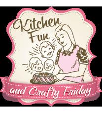 Kitchen Fun & Crafty link party
