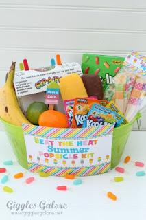 Popsicle Kit