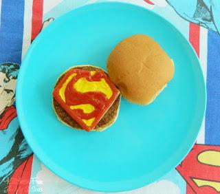 Superman Burgers