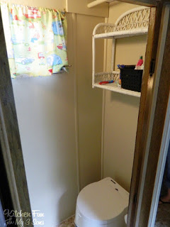 here is the Bathroom