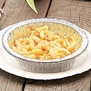 Campfire Mac & Cheese