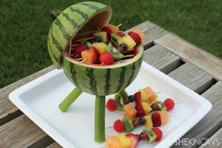 Watermelon Grill