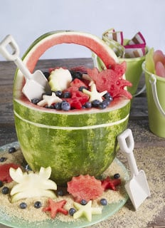 Watermelon Basket Ideas