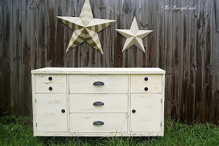 Distressed Dresser