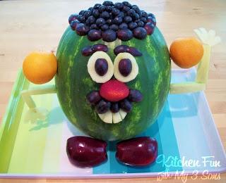 Mr. Watermelon Head