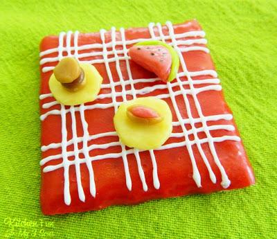 Picnic Food Candy