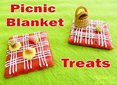 Picnic Blanket Treats