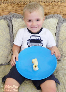 Potty Training Fruit Snack