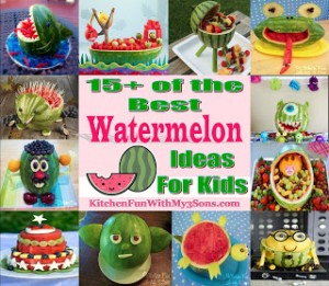 24 Watermelon Ideas For Kids