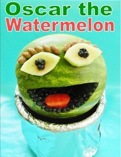 Oscar the Grouch Watermelon