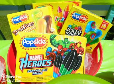Popsicle has so many awesome new flavors!