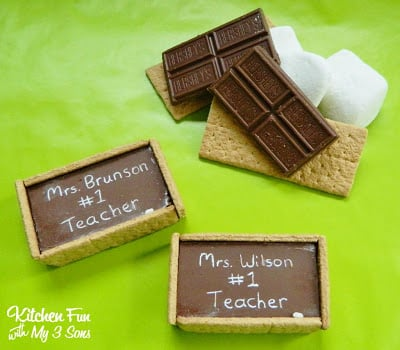 I am sure most teachers would love this as a Back to School treat!