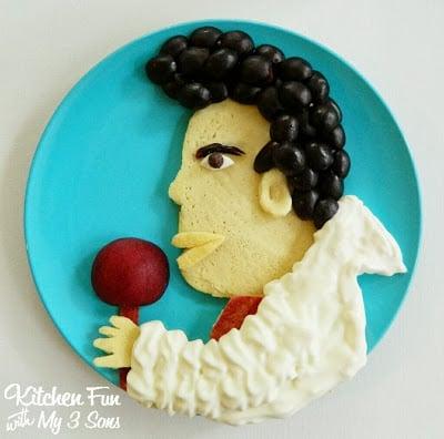 Elvis Pancake Breakfast