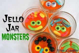 Jello Monsters
