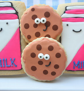 Milk & Cookie Cookies