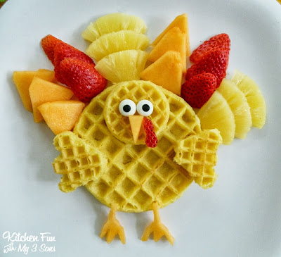 Waffle Turkey
