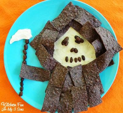 Grim Reaper Quesadilla Dinner