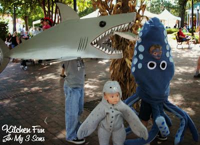 Sea Life Costumes