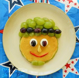 Soldier Pancakes