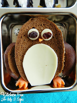 Penguin Sandwich