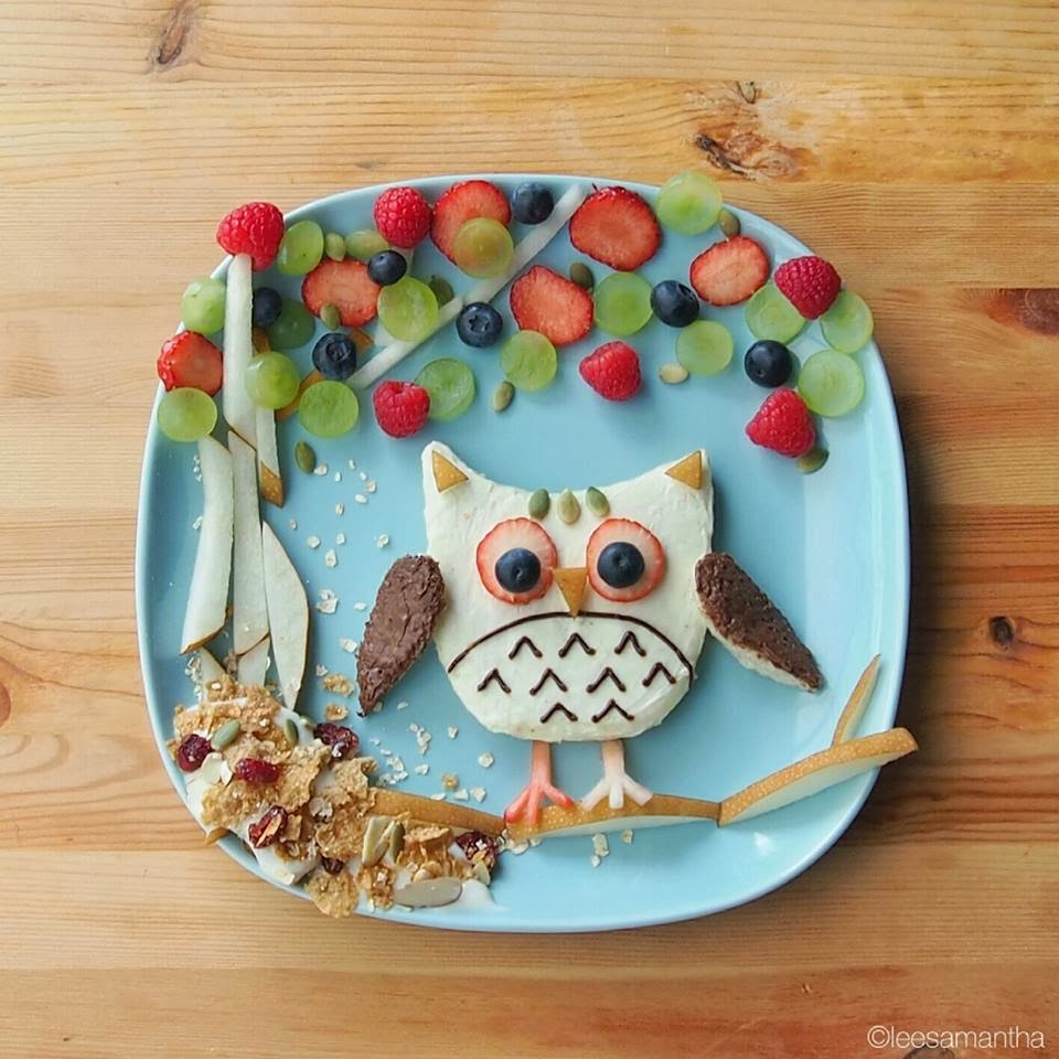 Owl Lunch