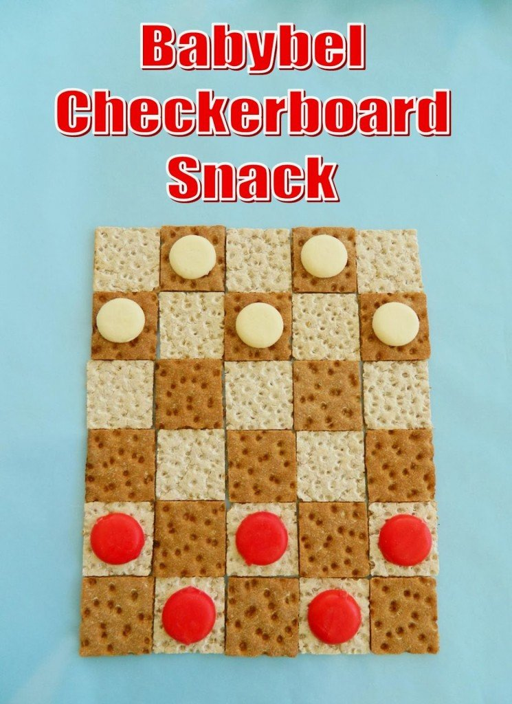 Babybel Checkerboard Game Snack