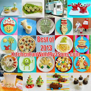 our most popular creations of 2013