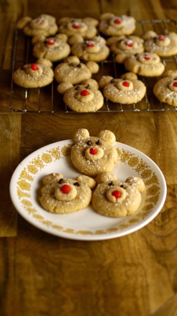 Cinnamon Bear Cookies
