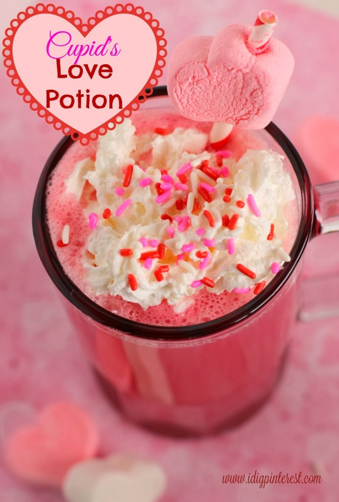 valentine's day meme put a ring in every drink - Kitchen Fun & Crafty Friday link party 102 Kitchen Fun