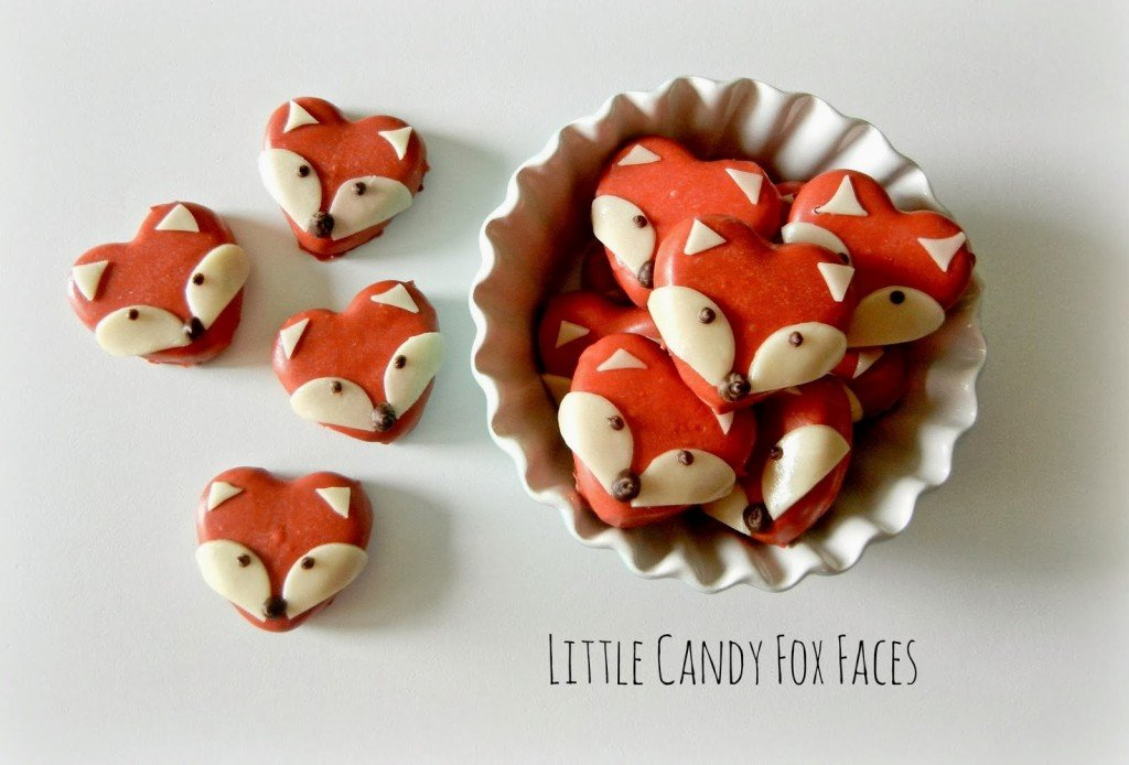 Little Candy Fox Faces