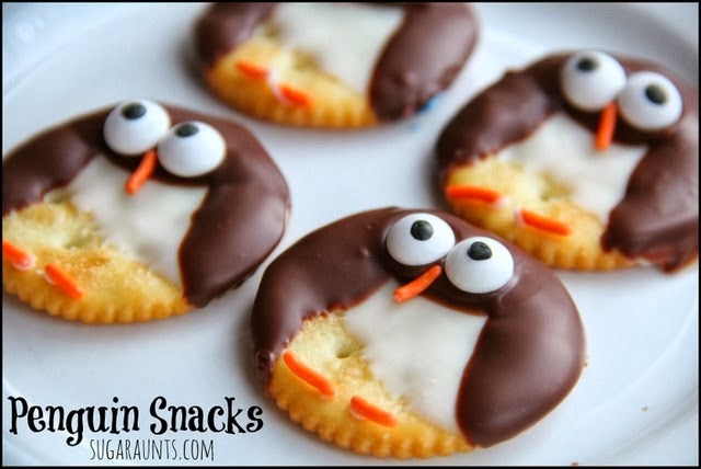 Penguin Snacks