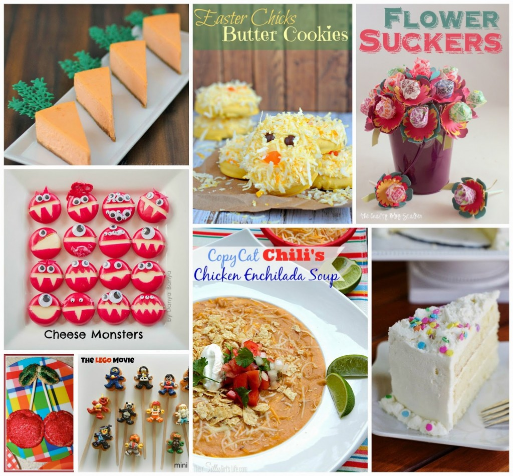 Kitchen Fun And Crafty Friday Link Party 167