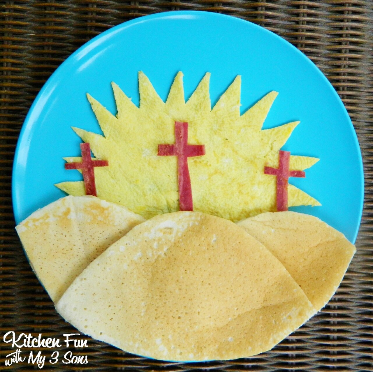 Kitchen Fun And Crafty Friday Link Party 167: Good Friday Easter Breakfast